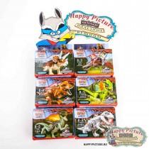 Фигурка Лего -  серия Парк юрского периода - Динозавр