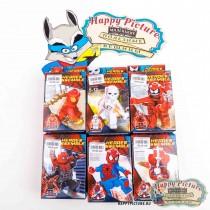 Фигурка лего Человек Паук разные костюмы