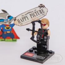 Фигурка Лего -  Соколиный глаз /Hawkey