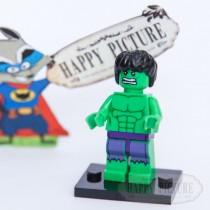 Фигурка Лего -  Халк (маленьк)