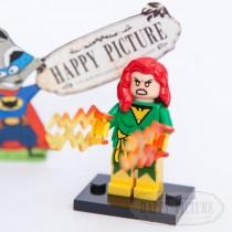 Фигурка Лего -  Феникс (Phoenix)