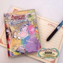 Блокнот Adventure time #1