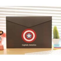 "Папка ""Капитан Америка"""