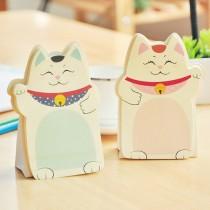 "Стикеры-напоминалки   "" Манэки-нэко: японский кот удачи"""