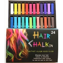 Мелки для окрашивания волос 24 цв (большая упаковка)