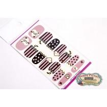 Слайдеры для ногтей (10см*6см)  Beauty