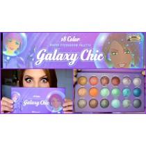 Палетка теней для век Галактика / Galaxy Chic  (18 цветов)