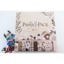 Набор бумаги для скрапаPaper Pack (огромный)