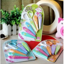 Ножницы для декоративной резки со сменными резаками