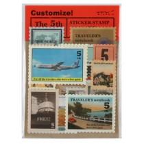 """Набор наклеек-марок для декорирования  """"Costomize """""""