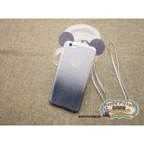 Чехол на Айфон 4/4s Ушки Микки Мауса (материал: силикон)