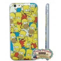 "Чехол на Айфон 5/5s  ""Симпсоны"" / Simpsons"