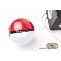 Переносное зарядное устройство Покебол  (ёмкость: 12000mAh )