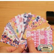 Набор наклеек Instax film sticker - Candy