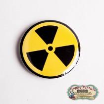 Значок  Радиация