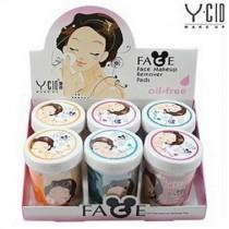 Салфетки для удаления макияжа Y cid FACE (96 шт)