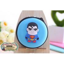"Монетница-чехол ""Супермен"" (пластик)"