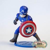 Фигурка-магнит на холодильник Капитан Америка