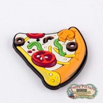 Магнитик на холодильник Пицца