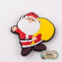 "Магнитик на холодильник ""Санта клаус"""