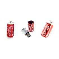 Флешка 8гб.  Кока-кола